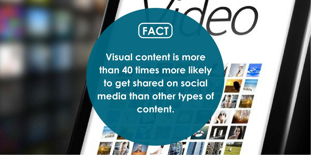 Use visual content to tell the story of your brand #digitalmarketing #facts  #onlinemarketing #contentmarketing #content #marketingtips <br>http://pic.twitter.com/912lcRbPP7