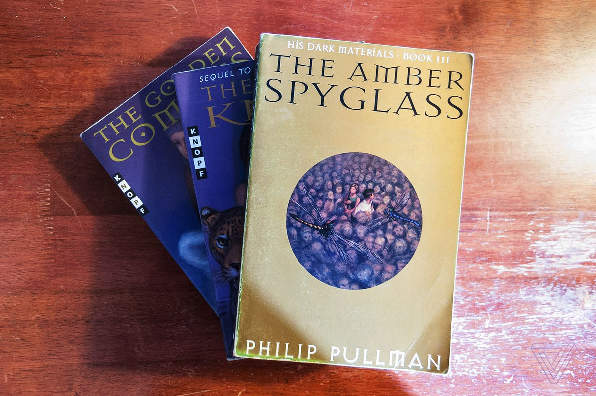 his dark materials and technology Read the golden compass: his dark materials, book 1 reviews from parents on common sense media become a member to write your own review.