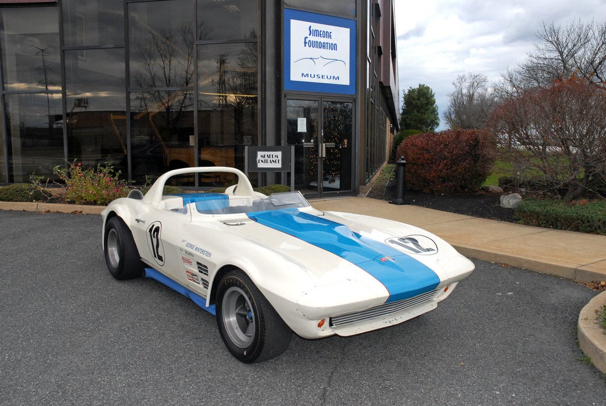 #TBT to  December 3, 2009 Special Event - &quot;Tribute to the Corvette Grand Sport&quot; at #TheSimeone<br>http://pic.twitter.com/pkysKh3nsq
