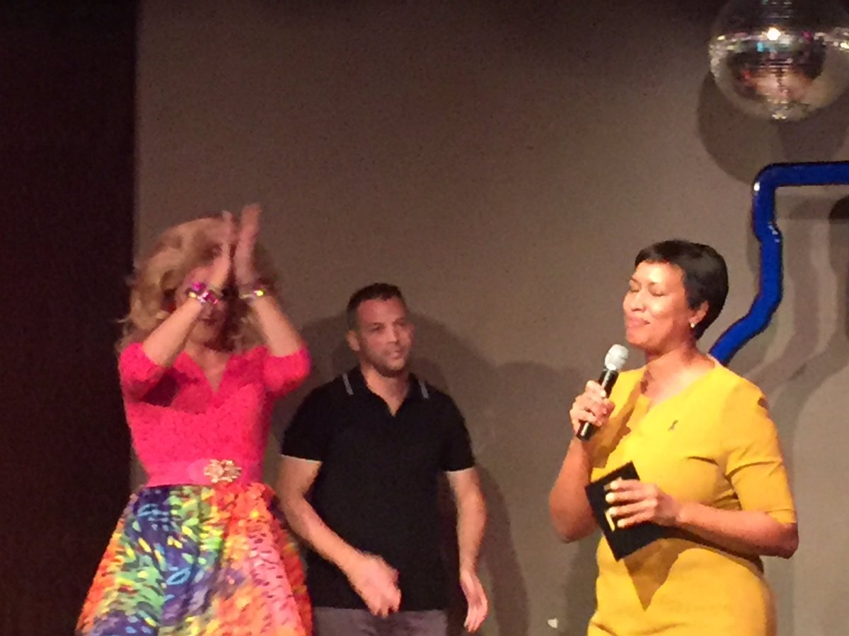Congratulations @MayorBowser Best of Gay DC Public Offical #mayor #DCProud @WashBlade #BestOF <br>http://pic.twitter.com/t3YO5U1AZ1