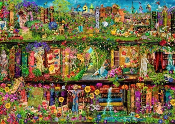 If you have a #garden &amp; a #library, u have everything u need. Marcus Tullius Cicero #writing #reading #Art A Stewart<br>http://pic.twitter.com/klFmMSFBV2