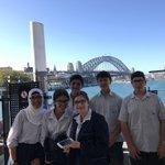 KBC debating students spend quality time in Sydney in between their debates