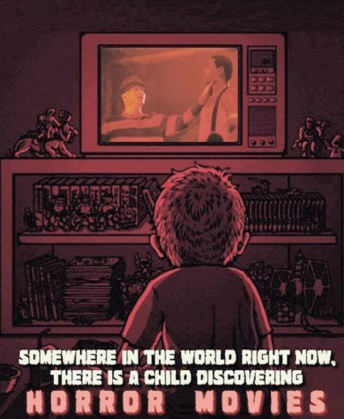 What was your first #Horror movie? <br>http://pic.twitter.com/S1zT79YS90