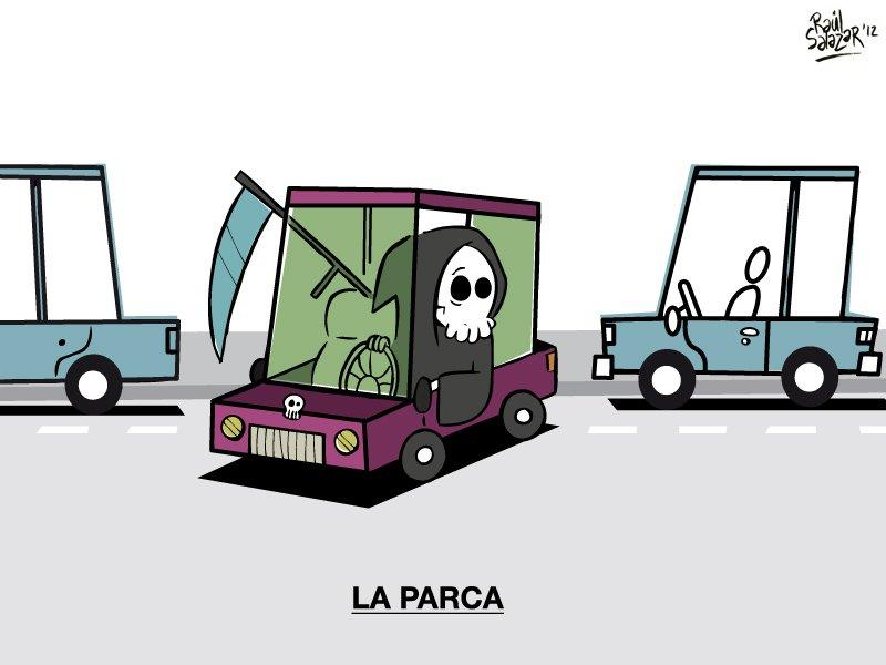 'LA PARCA' https://t.co/NUoBgQh5mU
