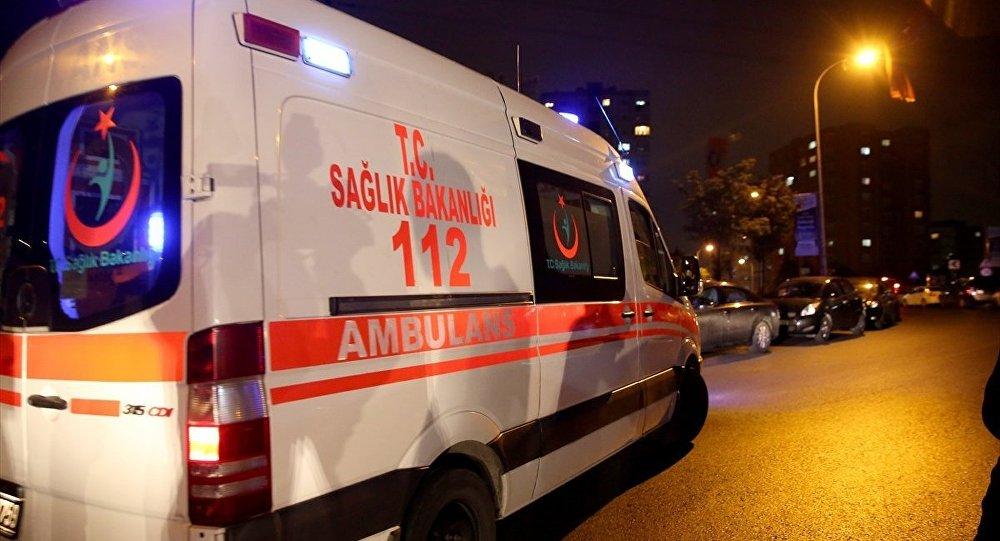 Devlet hastanesindeki kreşte 25 çocuk yemekten zehirlendi https://t.co...