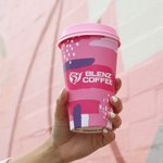 """""""Attention coffee lovers! Its Coffee By Donation Day @BlenzCoffee  100% of funds donated directly to the Canadian Cancer Society! #BLENZCCS"""