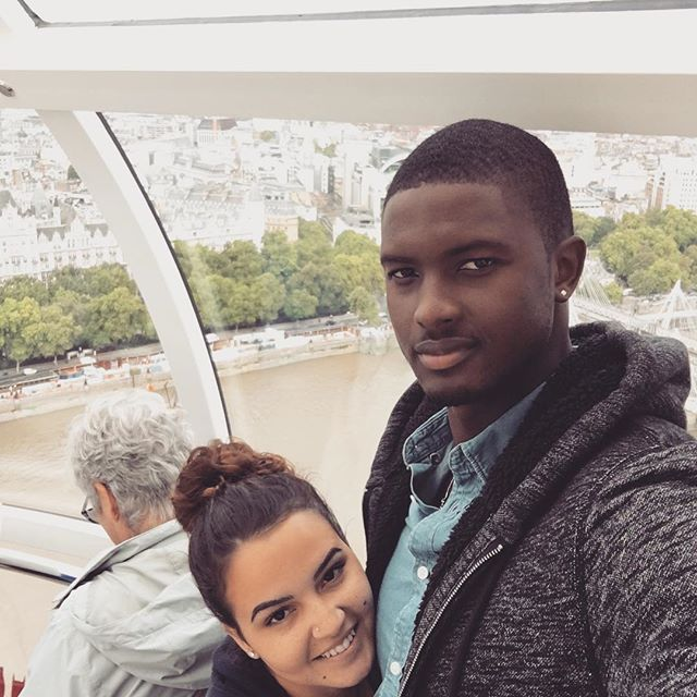 Just because! #tb with the lady #justacouplemoremonths #london2017 #???? - Jason Holder  #JasonHolder #WestIndies #Cricket<br>http://pic.twitter.com/jdplZuUQUW