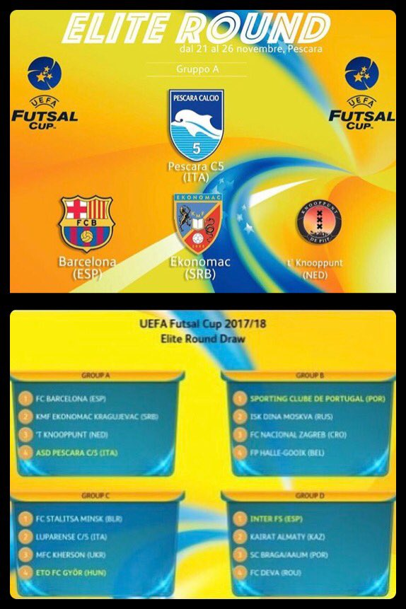 #UEFAFutsalCup Latest News Trends Updates Images - Ghannouti