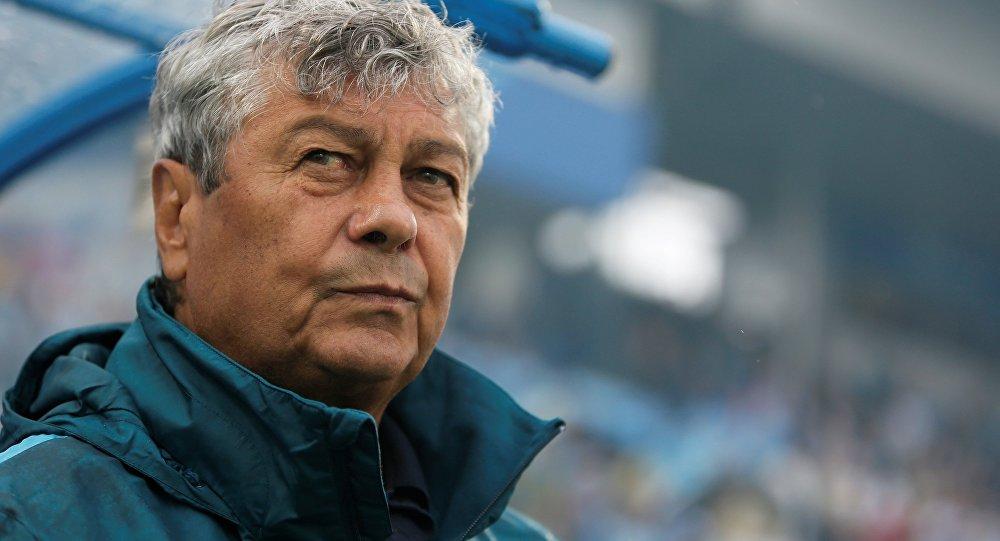 Lucescu: Ukrayna maçını İspanyol hakem yüzünden kaybettik https://t.co...
