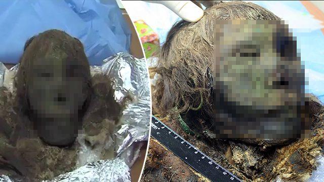 Sibirya'da 900 yıllık mumya bulundu https://t.co/AT0S5V8xuM https://t....