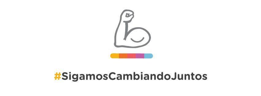 #SigamosCambiandoJuntos https://t.co/DK0Rr5mPsb
