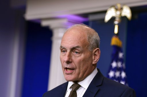 John Kelly defends Trump's outreach to Gold Star families in emotional...
