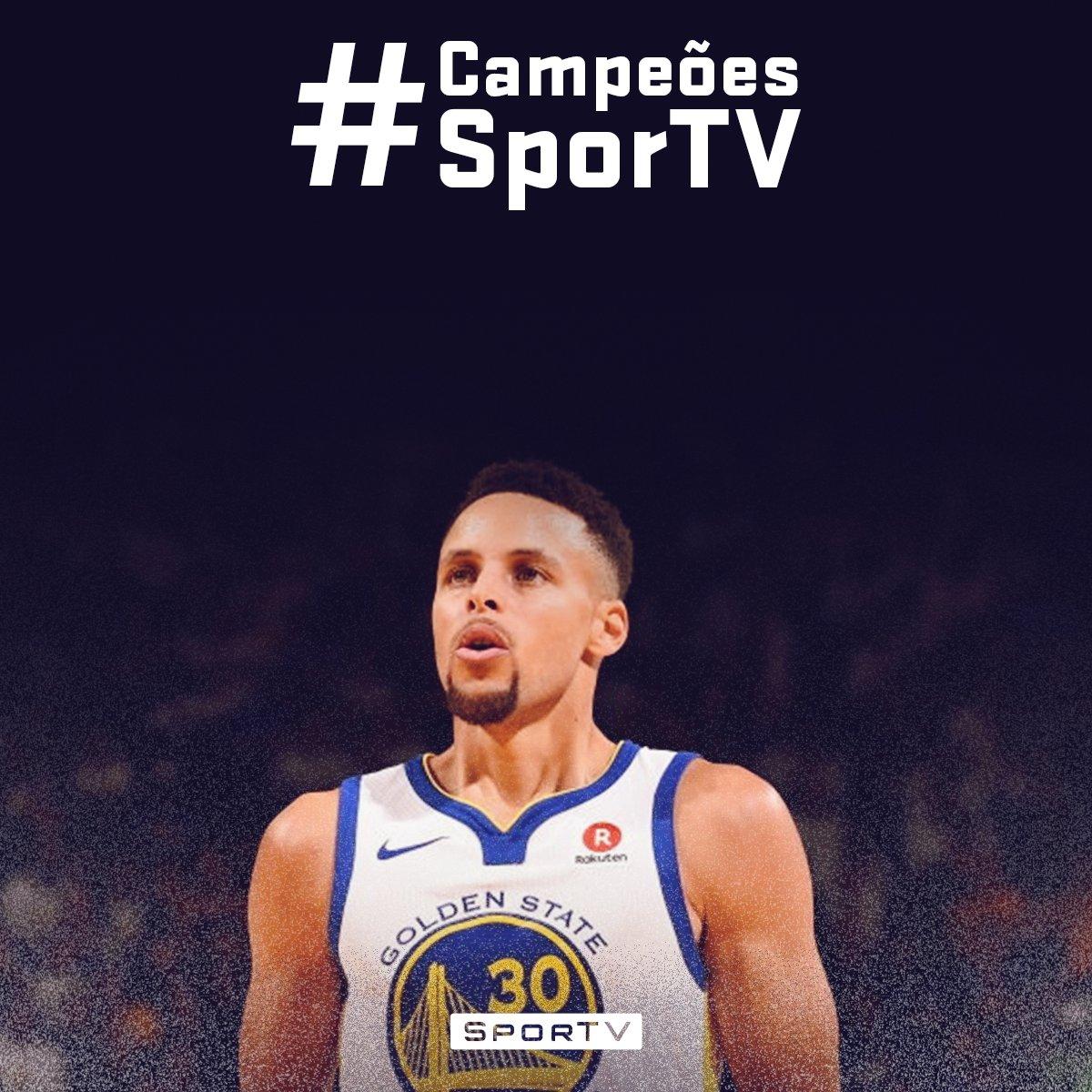 Curry também é gigante fora das quadras!  O armador apoia uma organização engajada no combate à malária! #CampeoesSporTV