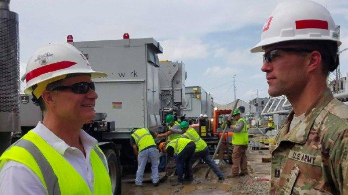Trump on 'massive' push to fix Puerto Rico's electric grid https://t.c...