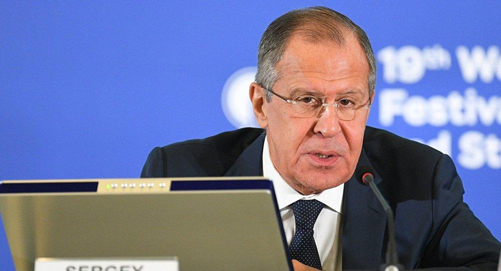 Lavrov: Suriye'deki operasyon yakında tamamlanacak https://t.co/bGhCdl...