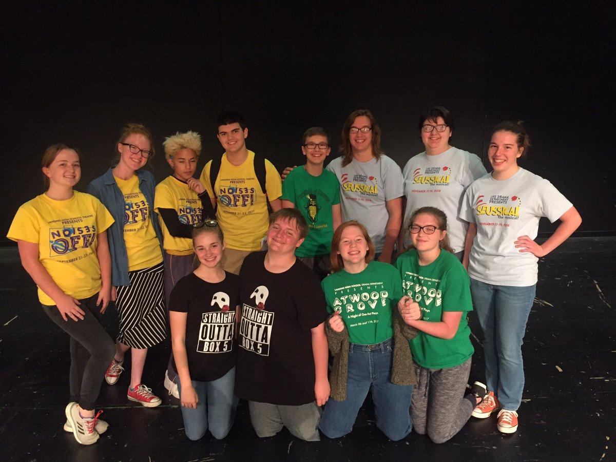 Happy Theatre Shirt Thursday! #TheatreFam #Advocacy @ksthespians @thespians1<br>http://pic.twitter.com/VxdRHGijSg