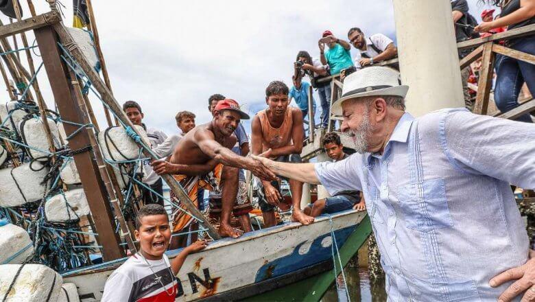 A caravana @LulapeloBrasil chega dia 23 em Ipatinga e termina dia 30 em BH! Veja o roteiro  https://t.co/c0xYryxQgJ Foto:Ricardo Stuckert