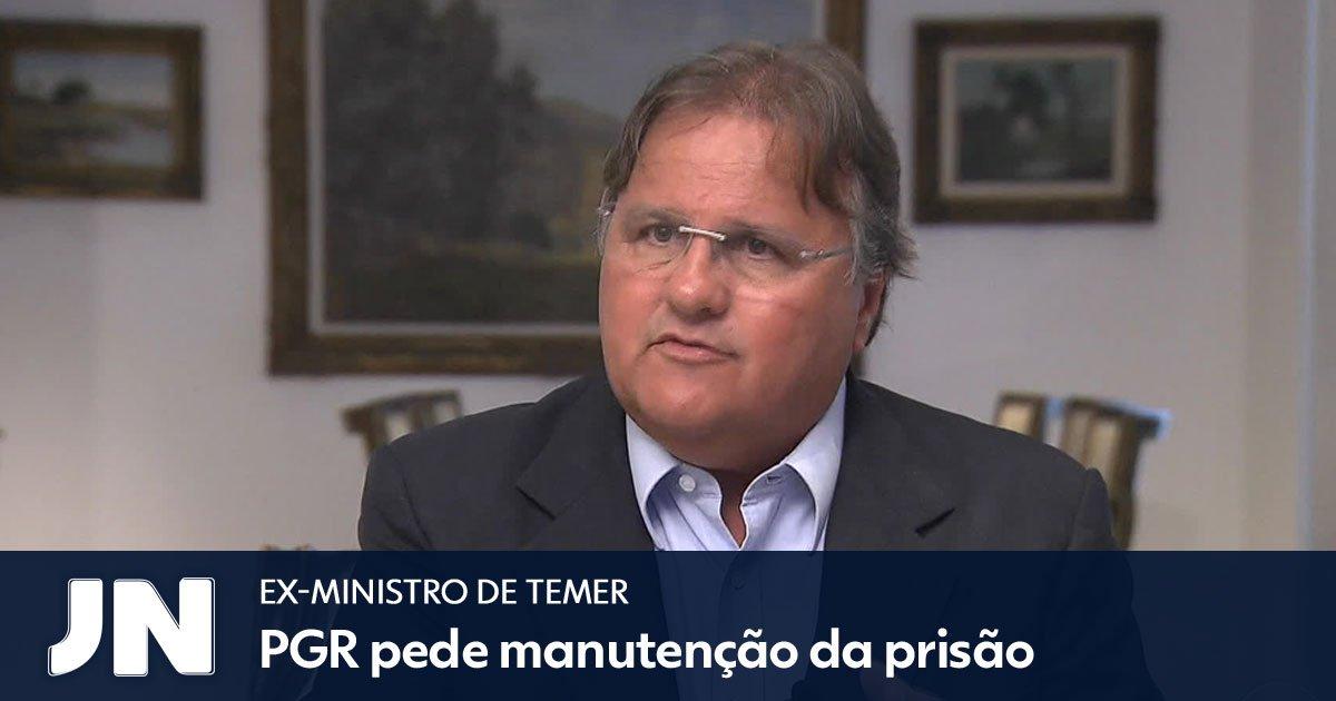 Raquel Dodge afirma que Geddel atuou como líder de organização criminosa; Lúcio Vieira Lima será investigado: https://t.co/v4t45G274r
