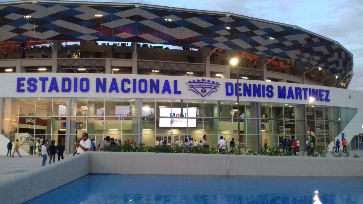 #EnImagenes Así luce el nuevo @EstadioNi...