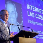 @Digital2GoMedia Fernando Alonso #IoT Business Intelligence discussion #lasos2017 #BuenosAires  #proximity  #beacons