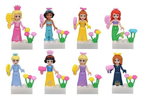Girl Toys Beautiful Princess Building Blocks Minifigure Sets #Giveaway Follow &amp;Retweet &amp;PM me to win a #free one <br>http://pic.twitter.com/KZf3UGMdND