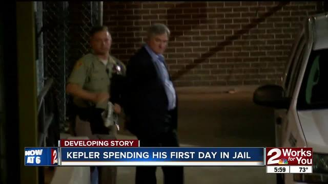 Shannon Kepler considered 'high risk inmate' https://t.co/ZSh2lRzeMz