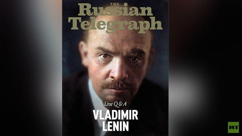 Romanovs are 'valuable asset' for Soviets, Lenin says in live media Q&A https://t.co/De7UlT9vFi