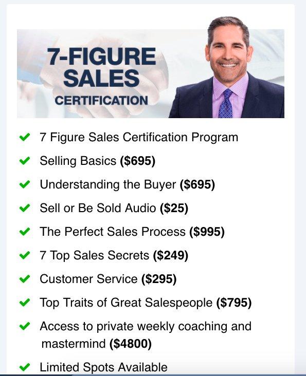 My new 7 Figure #Sales program validation offer ends at 10pm tonite  http:// grantcardone.com/7figures  &nbsp;  <br>http://pic.twitter.com/YzRwBbWjQX