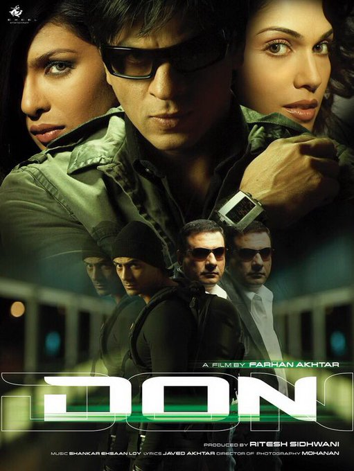 11 years since the chase begun. #11YearsOfDon https://t.co/DlN15dXLer