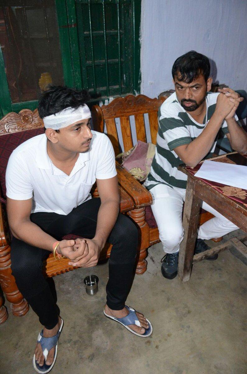 दिवाली की रात धनबाद में पेट्रोल पंप मालिक समेत दो पर जानलेवा हमलाhttps...