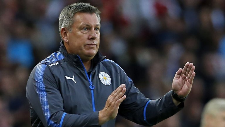 Craig Shakespeare says he is 'confident' that Leicester can climb clear of the drop zone.  Read here 👉 https://t.co/21PQ8heFRs