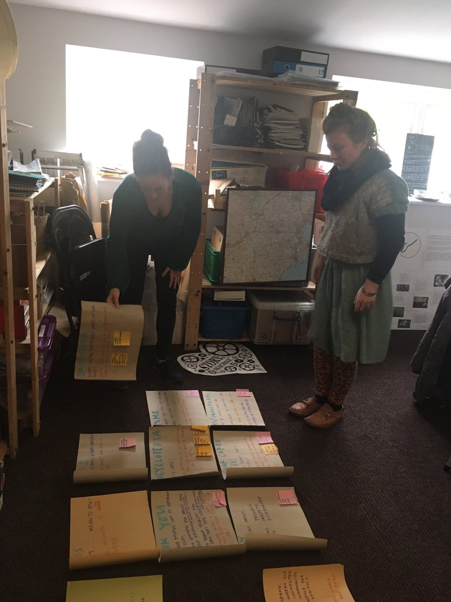#mentoring session in flow for #creativeconsultation in #carehomes #Torbay we creating  #residentsrights #charter @TorbayCulture #torbayCAN<br>http://pic.twitter.com/BEVnVpaeQ5