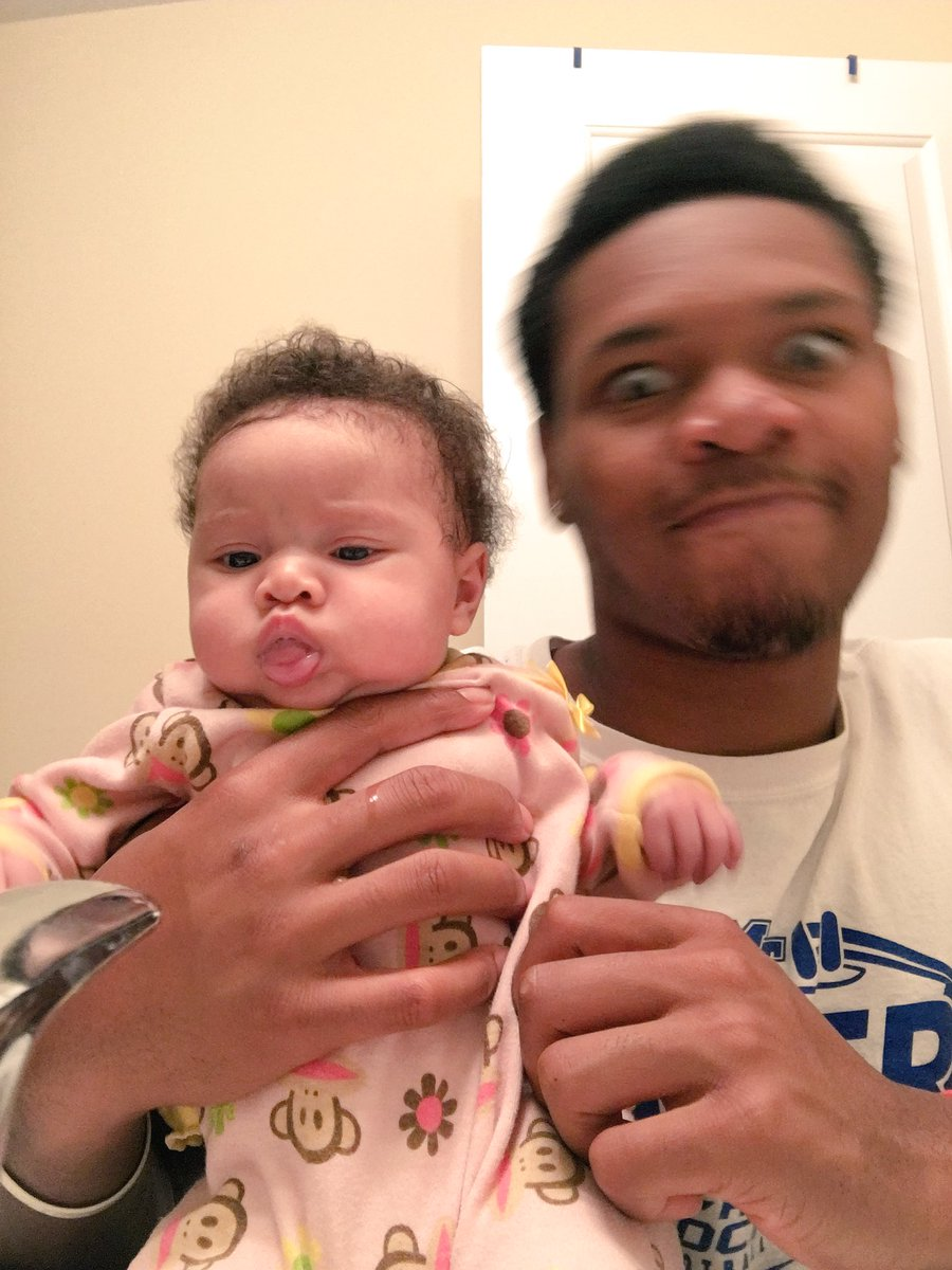 When toots and daddy get ahold of mommys phone . #myworld  <br>http://pic.twitter.com/8utSEXI24i