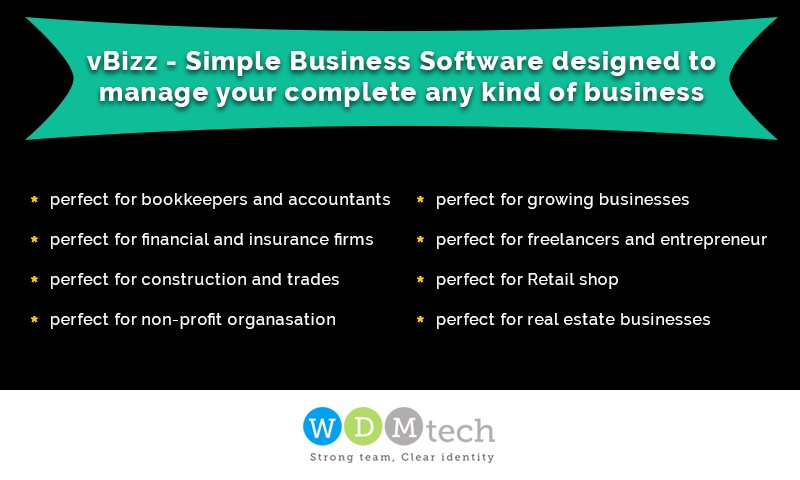 vBizz Simple #Business #Software #designed to #manage your complete any kind of #business  http:// goo.gl/Tl3k1y  &nbsp;   #organasation #financial<br>http://pic.twitter.com/vMpaeC0NwW