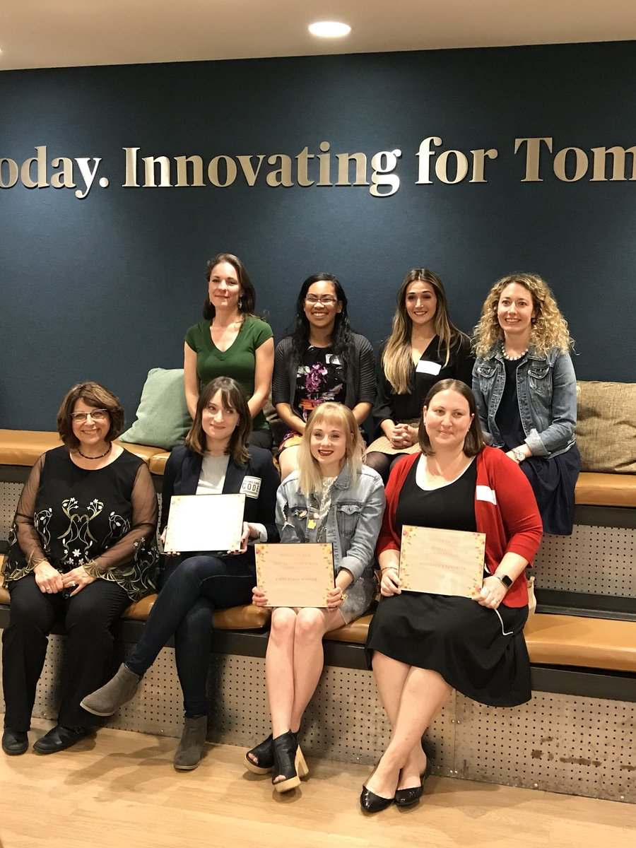 Lots of talented woman #entrepreneurs @InvestInHer tonight! Including our founder Laura Codori! #Pittsburgh #women rock! #startup #socent <br>http://pic.twitter.com/9Yzkn5l2gD