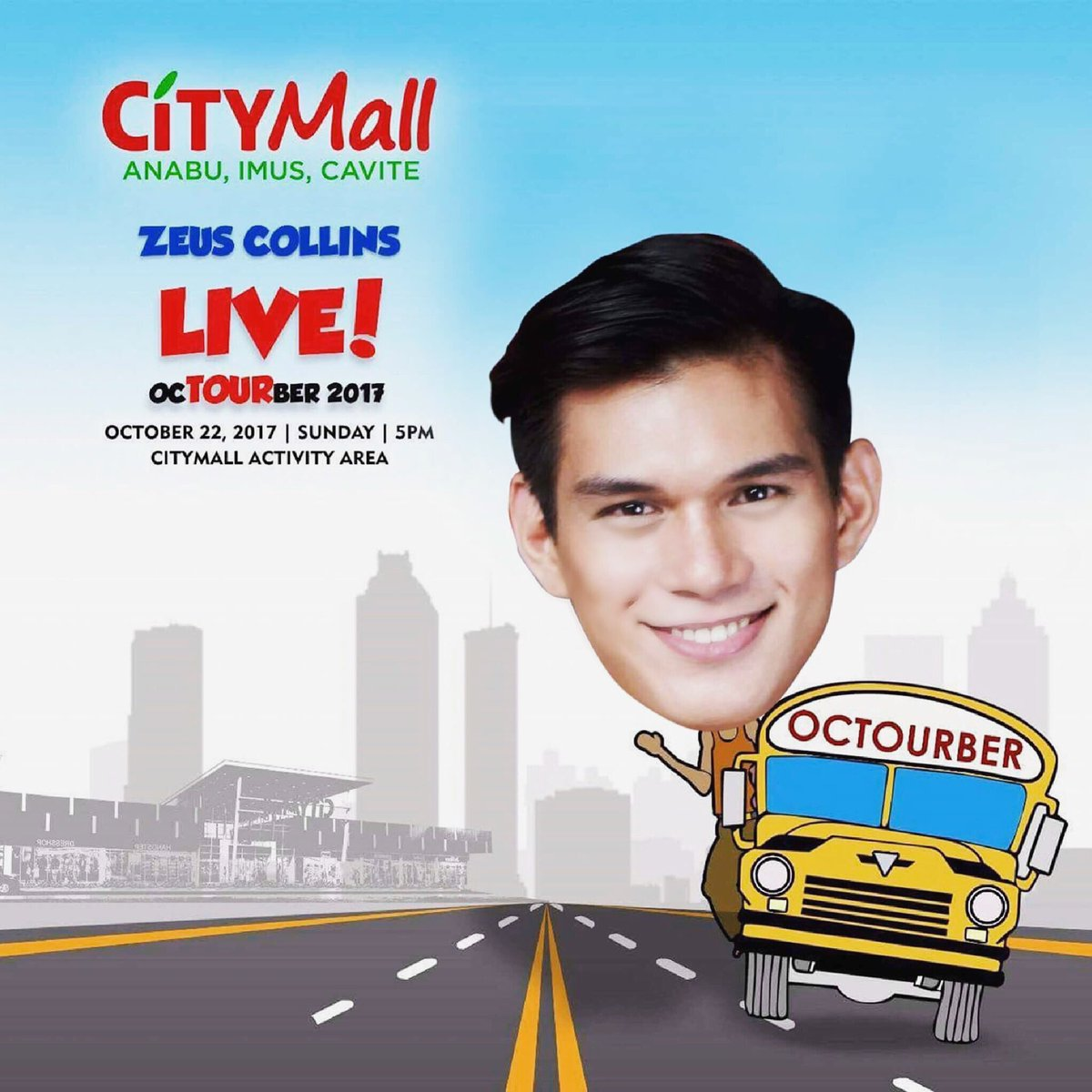 See you at CityMall Cavite this Sunday 😊