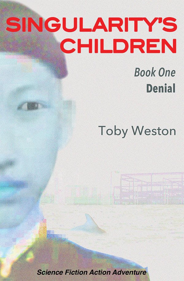 The price of survival in a world of biotech, battlesuits and robot-propaganda #Denial #SciFi #book  http://www. tobyweston.net/T1  &nbsp;  <br>http://pic.twitter.com/WbSO81USAT