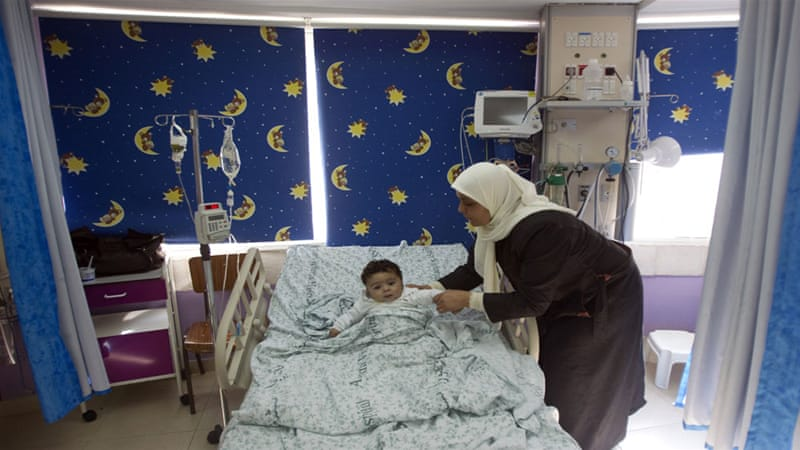 Cancer clinic for Palestinians at risk as funds run dry https://t.co/GEo2Cf6lJG