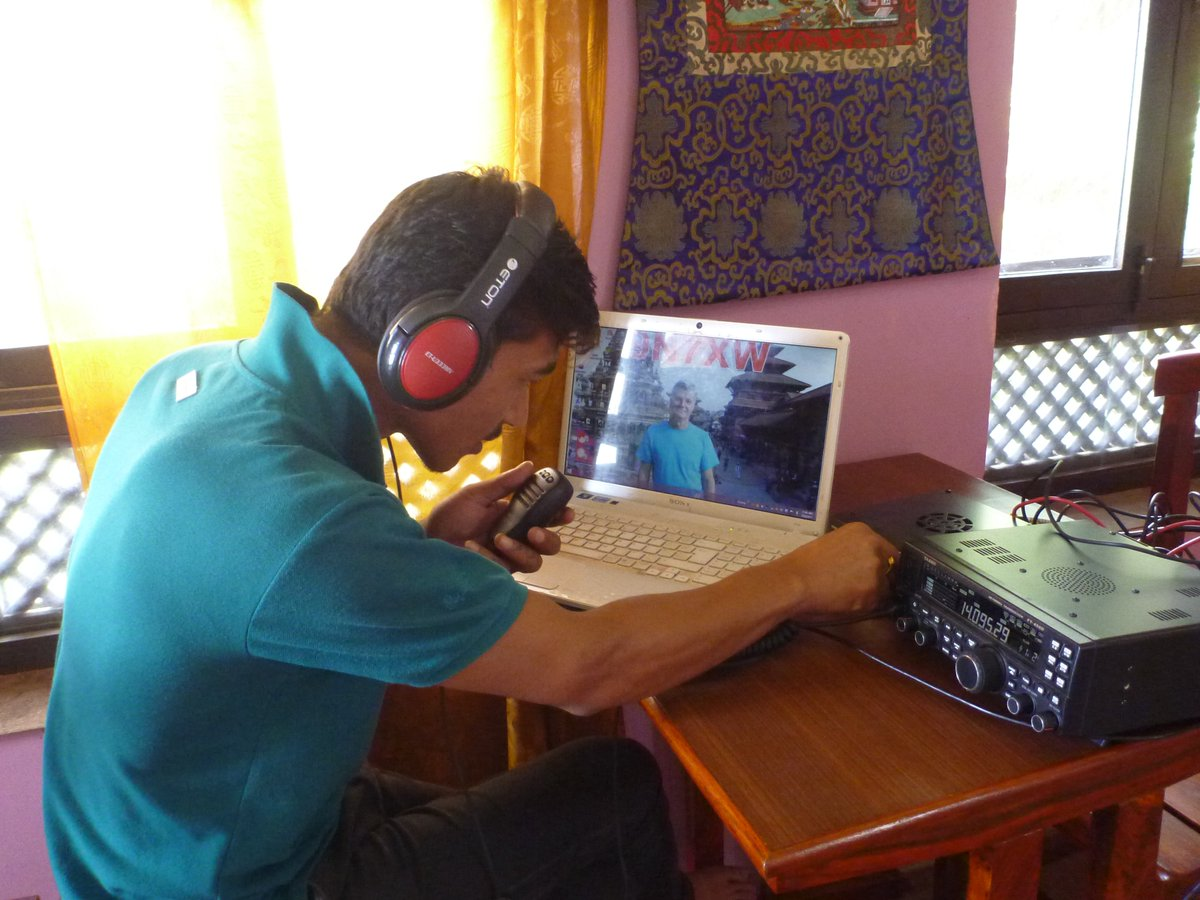 Ham Radio Enthusiasts can find one of the best places on the planet to get a signal in our village. #hamradio #Nepal #shortwave   http:// starviewchangu.blogspot.com/2017/10/one-of -best-places-to-get-short-wave.html &nbsp; … <br>http://pic.twitter.com/yIVgxODT31