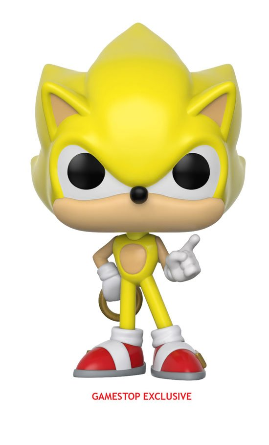 Joining our friend Sonic in his new line up are also 3 exclusives to GameStop, Hot Topic and Toys R Us! #Funko #POP #Sonic #Sega<br>http://pic.twitter.com/Q4rji9fsCV