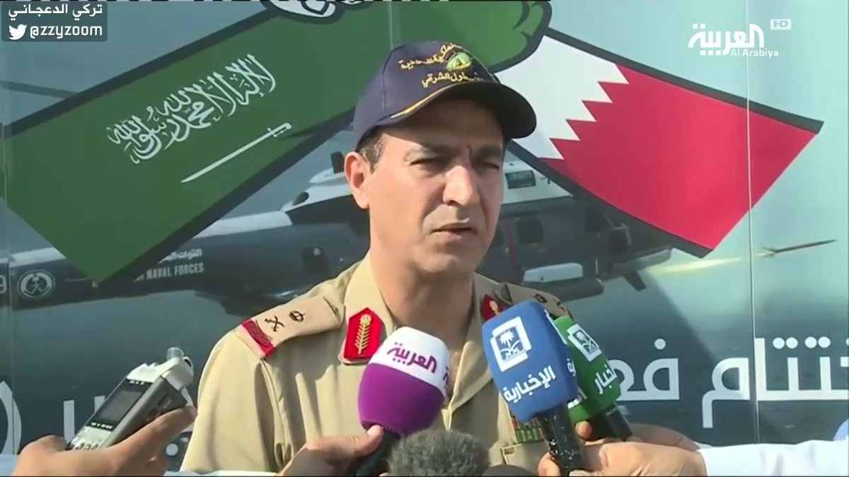 فيديو | اختتام #مناورات_جسر18 بين القوات...