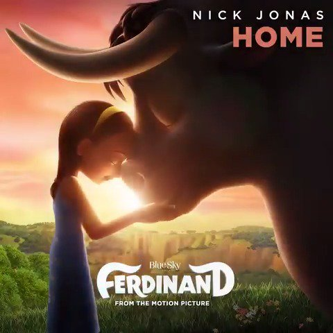 Happy to share that #HOME is out now from the @FerdinandMovie! Hope you guys dig it. https://t.co/m536lsg7Pd https://t.co/5ra7DELBji