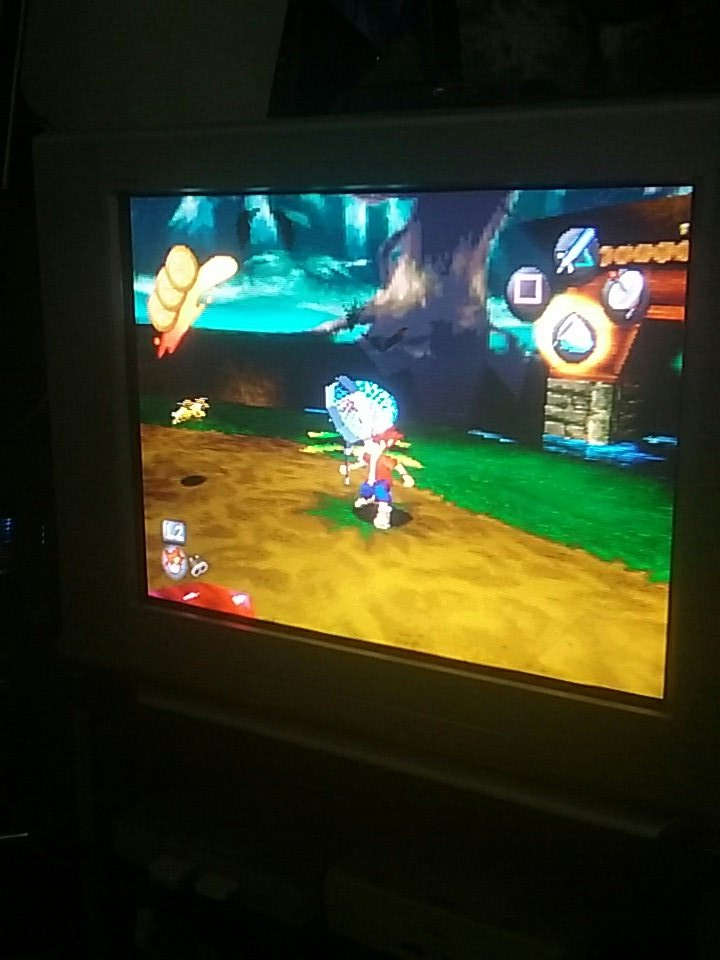 Playing some Saru Get You! (Ape Escape) on our blessed J-Station at @skydevilpalm headquarters #gamedev #indiedev #Playstation #TBT<br>http://pic.twitter.com/TnIRaJlOL4