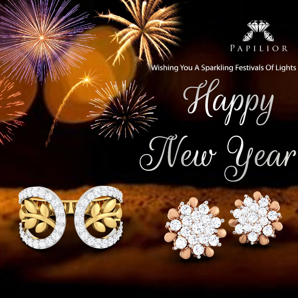 Kick start this new year with Papilior. #Happy #New #Year 2017  Visit Our Jewellery Website:  https:// goo.gl/4sNQk9  &nbsp;    #happynewyear2017 <br>http://pic.twitter.com/LSnsXPIn6D