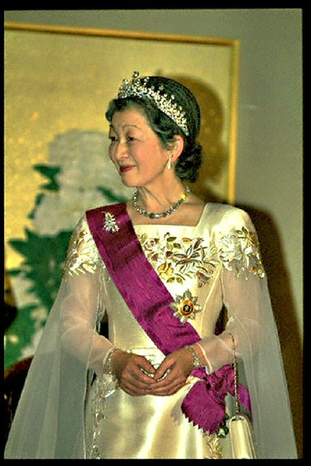 Happy Birthday Empress Michiko of Japan!