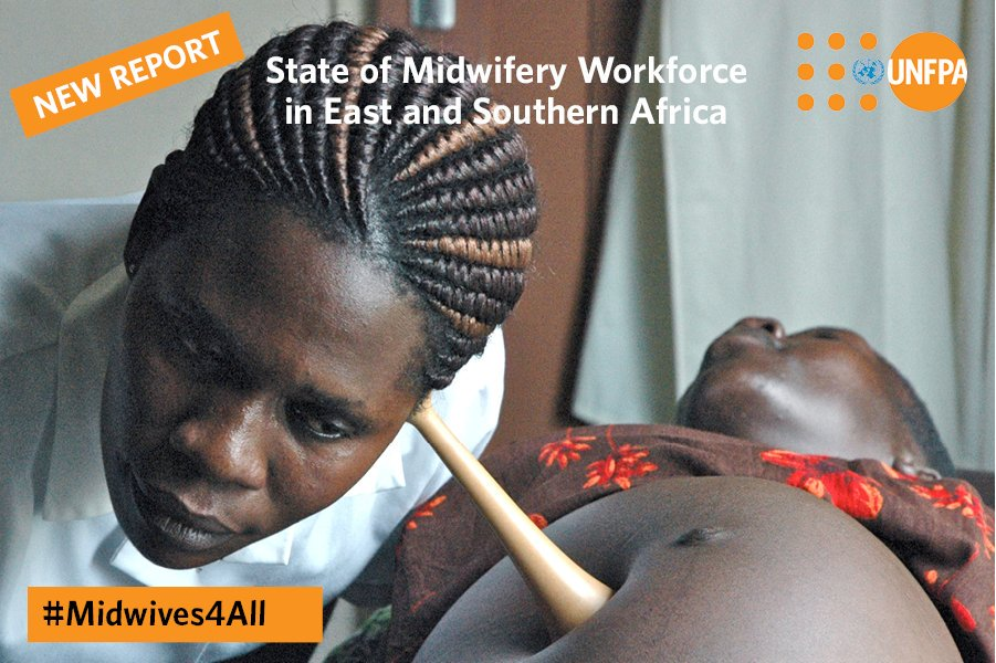 In Sept @UNFPA launched State of Midwifery Workforce in E&amp;Sn Africa report with data from 21 countries:  http:// bit.ly/2f88gMe  &nbsp;    #Midwives <br>http://pic.twitter.com/fDMhwVRqvz