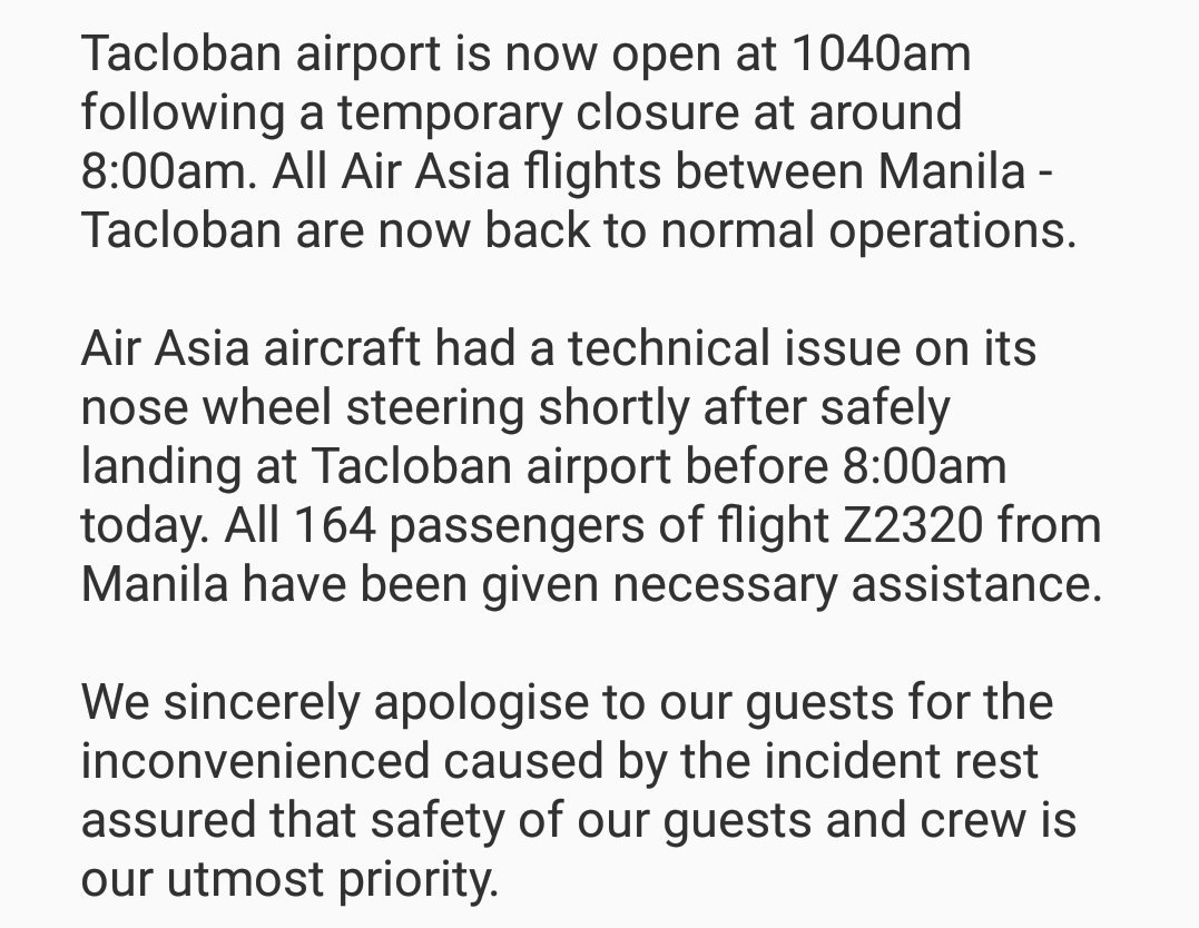 problem statement of air asia Airasia x flight turns around after technical issue caused shaking airasia x flight turns around after technical issue airasia x berhad said in a statement.
