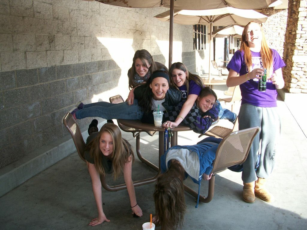 I miss this group of ladies so much! We danced together for four years &amp; together created so many works of arts  from happy to sad #dance <br>http://pic.twitter.com/0HFxQMrpp7