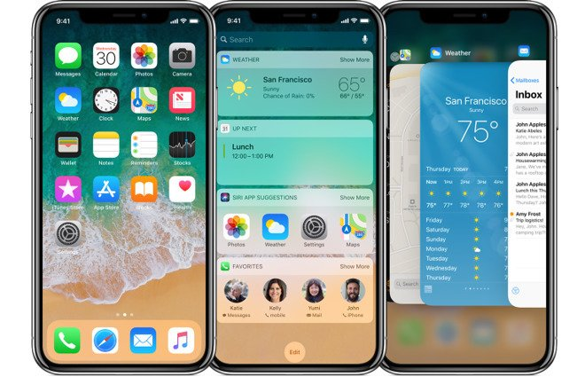 Apple to stockpile 2-3M iPhone X units prior to launch, component shortage to ease in November https://t.co/TazKEejUoH