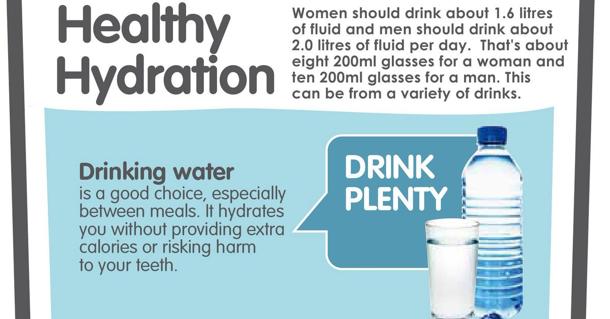 RT Drinking water is one of the easiest ways to improve your metabolism ➡ https://t.co/bpX9cGyp6I https://t.co/rfleI3iQx3 #health #wellne…